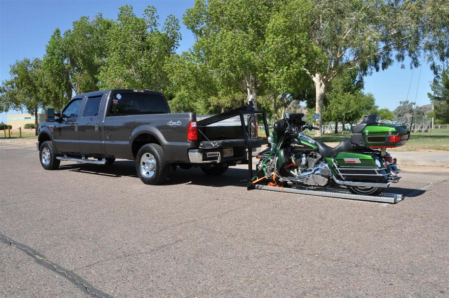 PLEASE CLICK HERE TO SEE THE LOADED TRIKE OR MOTORCYCLE WITH OUR